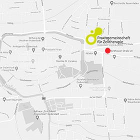 Karte Duderstadt
